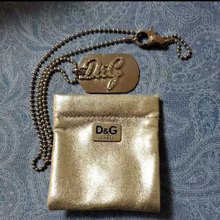 ドルチェアンドガッバーナ(DOLCE&GABBANA)のドルチェ&ガッバーナ ネックレス(ネックレス)