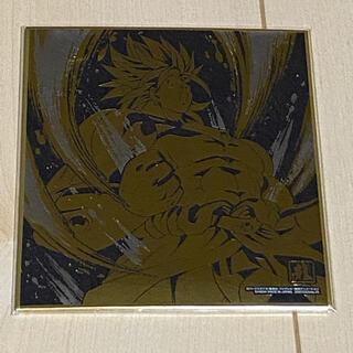 ドラゴンボール(ドラゴンボール)のブロリー ドラゴンボール 色紙アート(キャラクターグッズ)