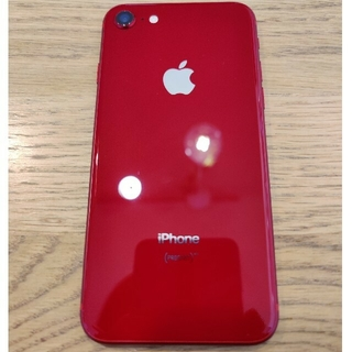 iPhone - iPhone8 Product Red 64GB SIMフリー