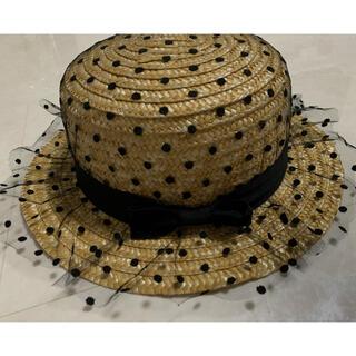 麦わら帽子 ストローハット(麦わら帽子/ストローハット)
