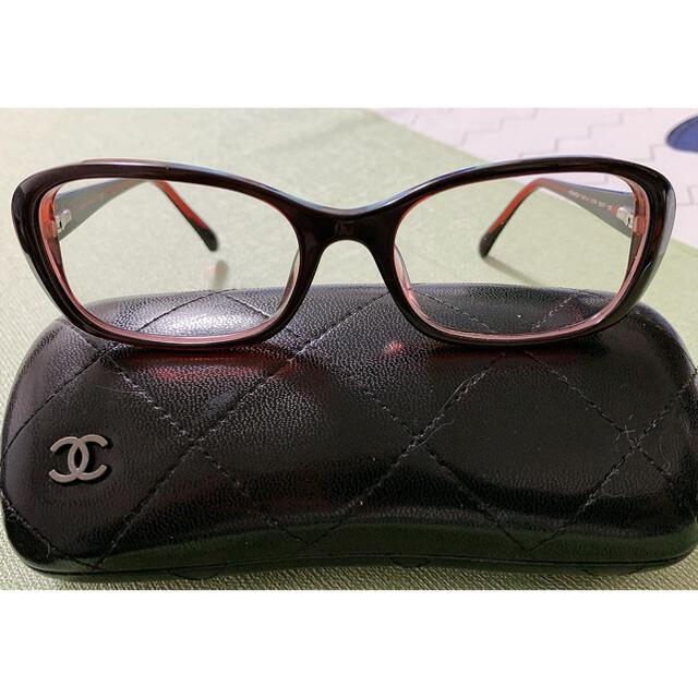 CHANEL(シャネル)のCHANEL 眼鏡フレーム レディースのファッション小物(サングラス/メガネ)の商品写真