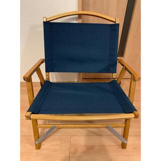 Snow Peak - カーミットチェア kermit chair ネイビー