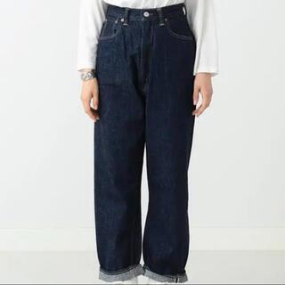 ビームスボーイ(BEAMS BOY)のBEAMS BOY × orslow Monroe Pants 0(デニム/ジーンズ)