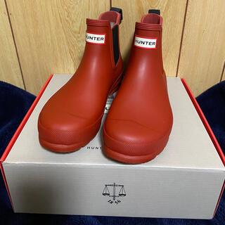 ハンター(HUNTER)のHUNTER レインブーツ 24cm(レインブーツ/長靴)