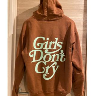 シュプリーム(Supreme)のGirls Don't Cry パーカー Mサイズ(パーカー)