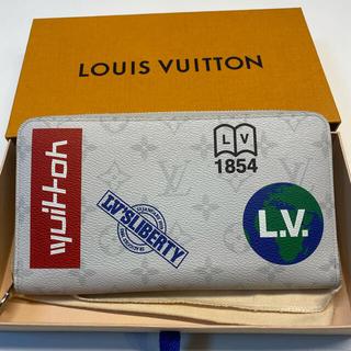 LOUIS VUITTON - ルイヴィトン 財布 ヴァージル 白