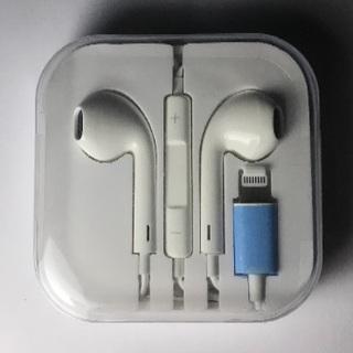 アイフォーン(iPhone)のiPhone イヤホン ライトニングケーブル(ヘッドフォン/イヤフォン)