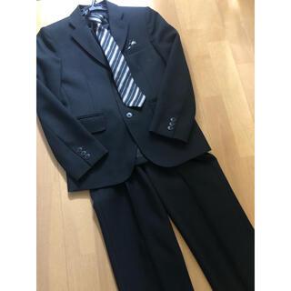 超美品 男の子 スーツ上下 140cm(ドレス/フォーマル)