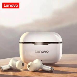 レノボ(Lenovo)のLenovo LP1 ワイヤレスイヤホン Bluetooth(ヘッドフォン/イヤフォン)