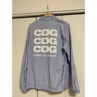 コムデギャルソン(COMME des GARCONS)のCDG commedesgarcons コーチジャケット(ナイロンジャケット)