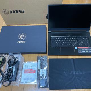 ゲーミングノート MSI GS65 8RE-005JP(ノートPC)