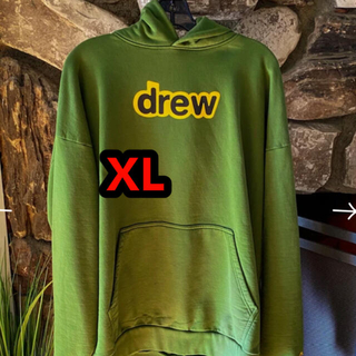 シュプリーム(Supreme)のXL secret hoodie - olive(パーカー)