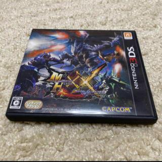CAPCOM - モンハン ダブルクロス 3DS