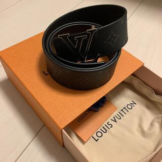 LOUIS VUITTON - 【新品未使用】ルイヴィトン ベルト サンチュール リバーシブル