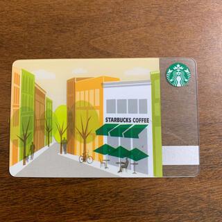 スターバックスコーヒー(Starbucks Coffee)のスターバックス プリペイドカード(コーヒー)