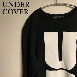 UNDERCOVER - UNDER COVER アンダーカバー メンズ スウェット トレーナー S 黒
