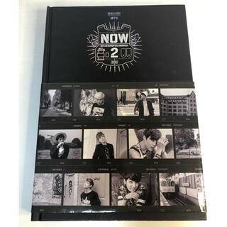 防弾少年団(BTS) - 【韓国版】bts now2 DVD 本 フォトブック 防弾少年団 バンタン