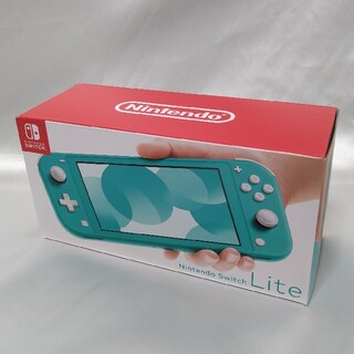Nintendo Switch - 任天堂Switch Lite 本体