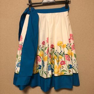 エムズグレイシー(M'S GRACY)のスカート(ひざ丈スカート)