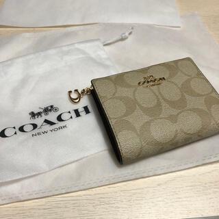 COACH - コーチ☆二つ折り財布