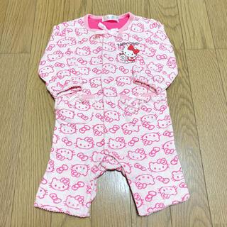 西松屋 - 女の子 ロンパース 80 ベビー服 キティちゃん