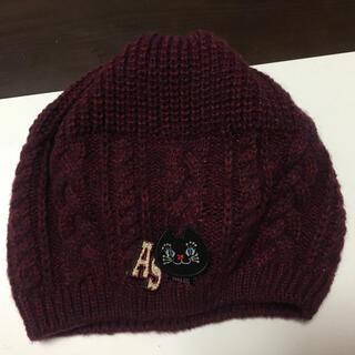 アナスイ(ANNA SUI)のANNA SUI ニット帽(ニット帽/ビーニー)
