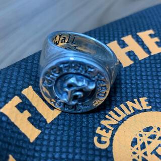 フラットヘッド(THE FLAT HEAD)のフラットヘッド 指輪(リング(指輪))