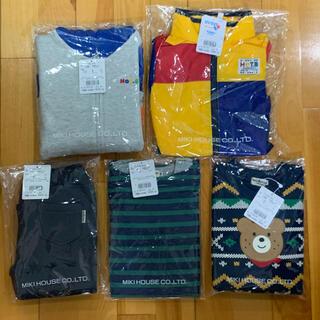 ホットビスケッツ(HOT BISCUITS)のミキハウス ホットビスケッツ 100  新品タグ付き(Tシャツ/カットソー)