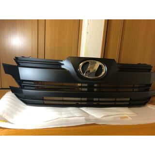 トヨタ - トヨタ ベルファイア 30前期 フロントグリル 塗装品(2液性 艶消し黒)
