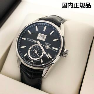 TAG Heuer - 国内正規品 タグ・ホイヤー カレラ  WAR5010  グランドデイト GMT