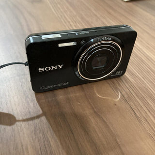 ソニー(SONY)のSONY デジカメ Cyber−Shot W DSC-W570(B)(コンパクトデジタルカメラ)