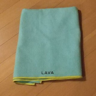 lava ラバ ヨガ マット ラグ ホットヨガ(ヨガ)