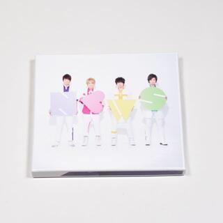 ニュース(NEWS)の美品◆NEWS◆初回限定盤A◆アルバム◆CD+DVD(ポップス/ロック(邦楽))
