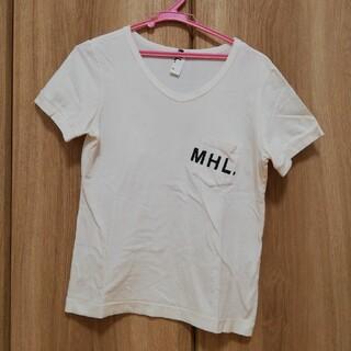 マーガレットハウエル(MARGARET HOWELL)のMHL  半袖Tシャツ(Tシャツ(半袖/袖なし))
