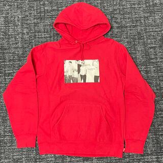 シュプリーム(Supreme)のSupreme Hooded Sweatshirt ad classicパーカー(パーカー)