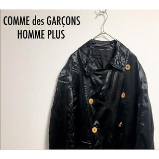 COMME des GARCONS HOMME PLUS - 古着 COMME des GARÇONS ギャルソン トレンチコート モード