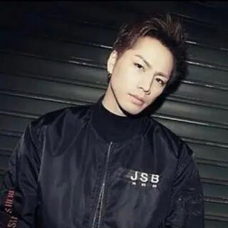 三代目 J Soul Brothers - 24時間限定値下げ!!J.S.B. ma-1 10周年 登坂広臣着用モデル!!