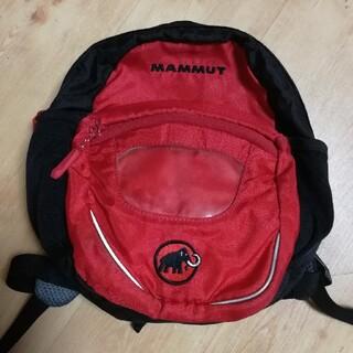 マムート(Mammut)のMammut 4L リュック(リュックサック)