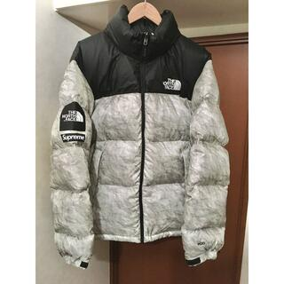 Supreme - XL supreme north paper nuptse jacket
