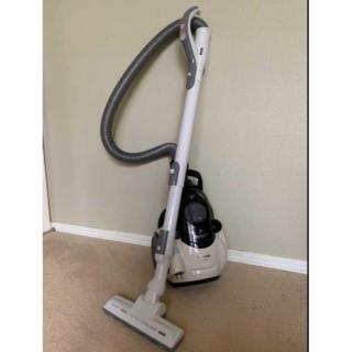 シャープ(SHARP)の[新しい未使用]シャープ サイクロン掃除機 ベージュ EC-CT12-C(掃除機)
