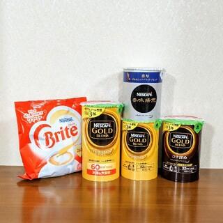 ネスレ(Nestle)のNESCAFE バリスタ詰め替え✨まとめて(コーヒー)