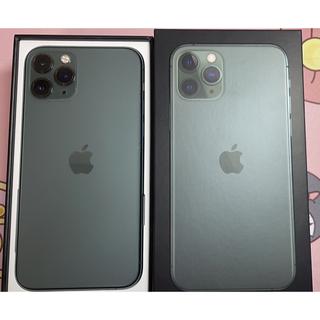 iPhone - iPhone 11pro 256 ミートナイトグリーン 美品