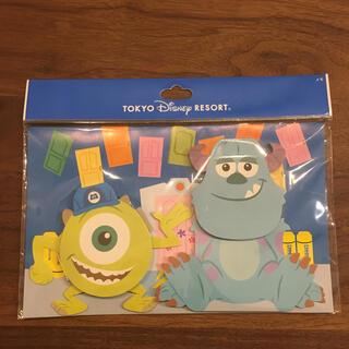 ディズニー(Disney)のディズニー モンスターズ・インク メモ(ノート/メモ帳/ふせん)