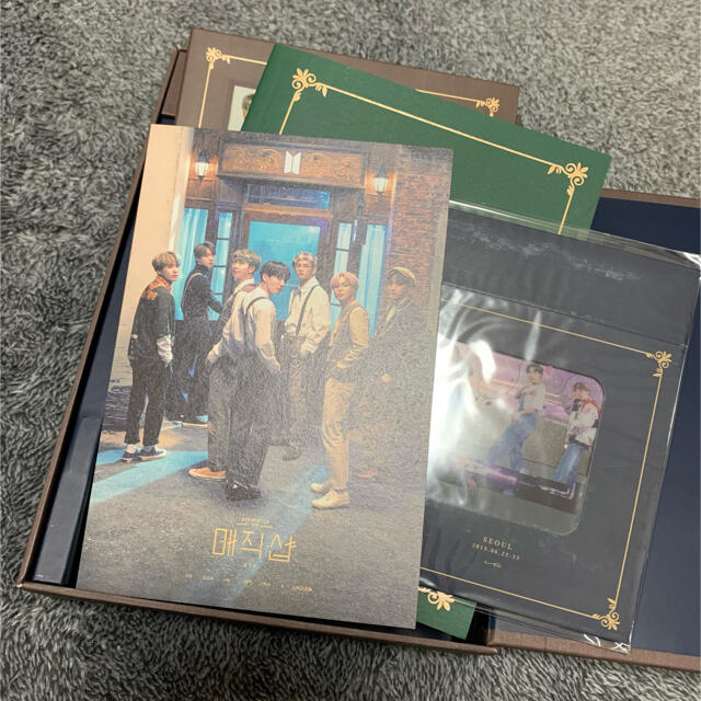 防弾少年団(BTS)(ボウダンショウネンダン)の2019 BTS 5TH MUSTER [MAGIC SHOP]  エンタメ/ホビーのCD(K-POP/アジア)の商品写真