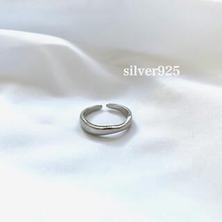 ビューティアンドユースユナイテッドアローズ(BEAUTY&YOUTH UNITED ARROWS)のsilver925  プレーンリング(リング(指輪))