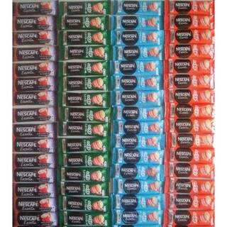 ネスレ(Nestle)の【900様専用】スティックコーヒー4種60本(コーヒー)