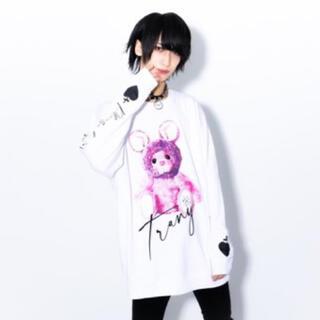 ミルクボーイ(MILKBOY)のTRAVAS TOKYO Trany Bear くまプリント スウェット 新品 (スウェット)