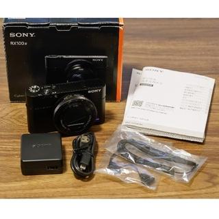 ソニー(SONY)のソニー DSC-RX100M4 IV 中古 (コンパクトデジタルカメラ)