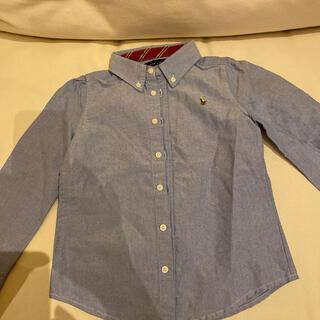 ラルフローレン(Ralph Lauren)のラルフローレン 新品未使用 シャツ 115cm(ブラウス)