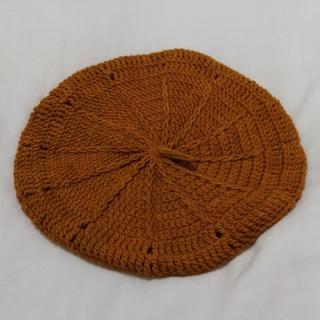 キャラメルベビー&チャイルド(Caramel baby&child )の【新品未使用】misha&puff ベレー帽 2-4y(帽子)